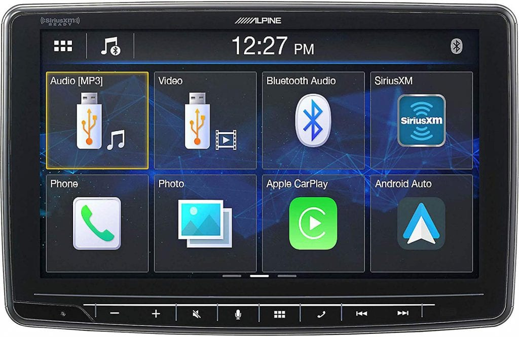 Alpine ILX-F259 Double Din Stereo