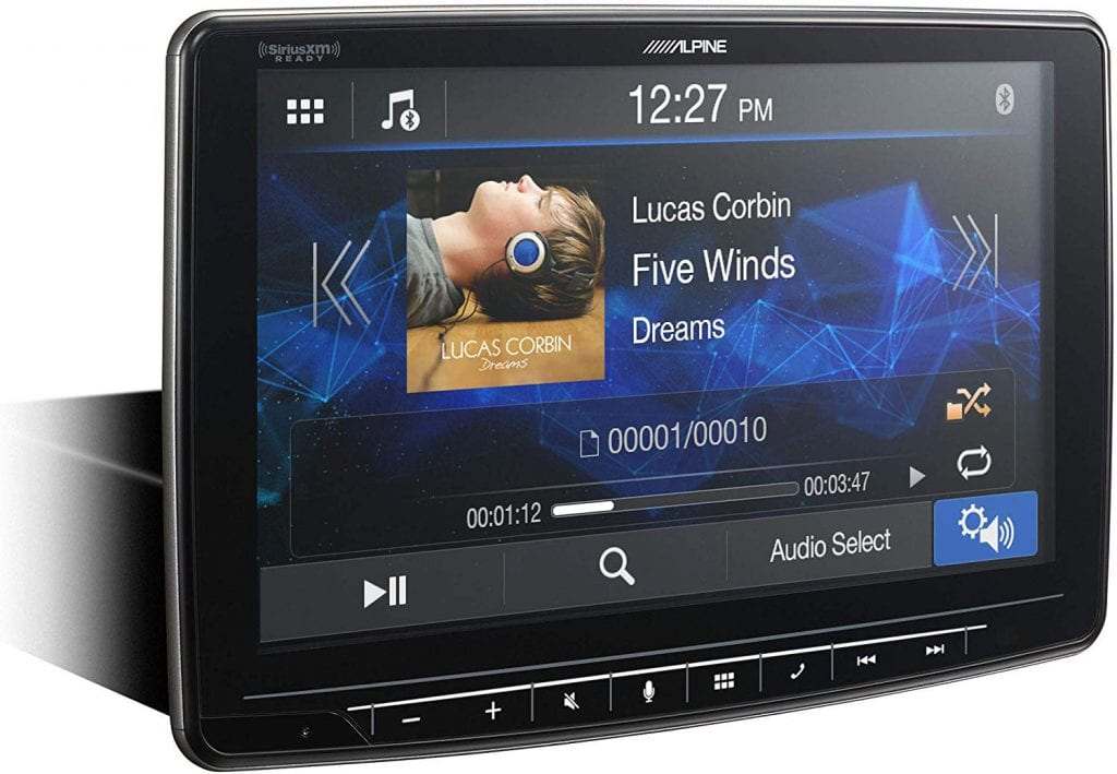 Alpine ILX-F259 Head Unit