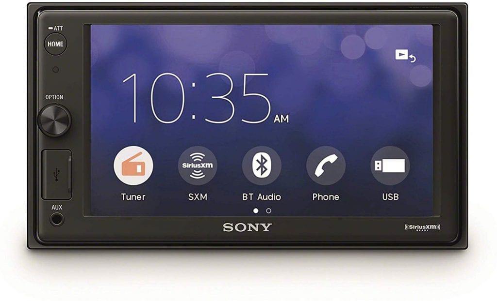 Sony XAV-10BT Review