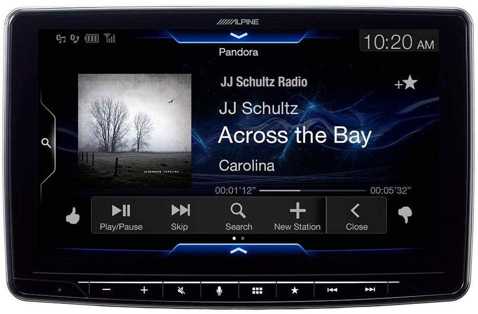 Alpine iLX-F309 Double Din