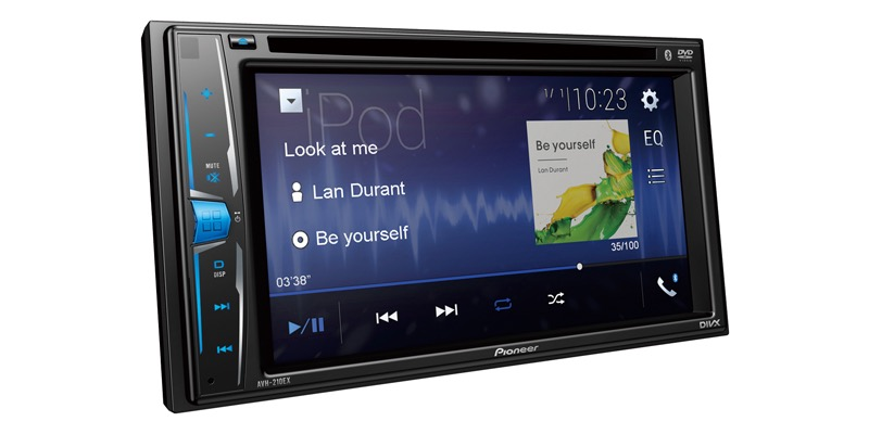 Pioneer AVH 210EX Head Unit