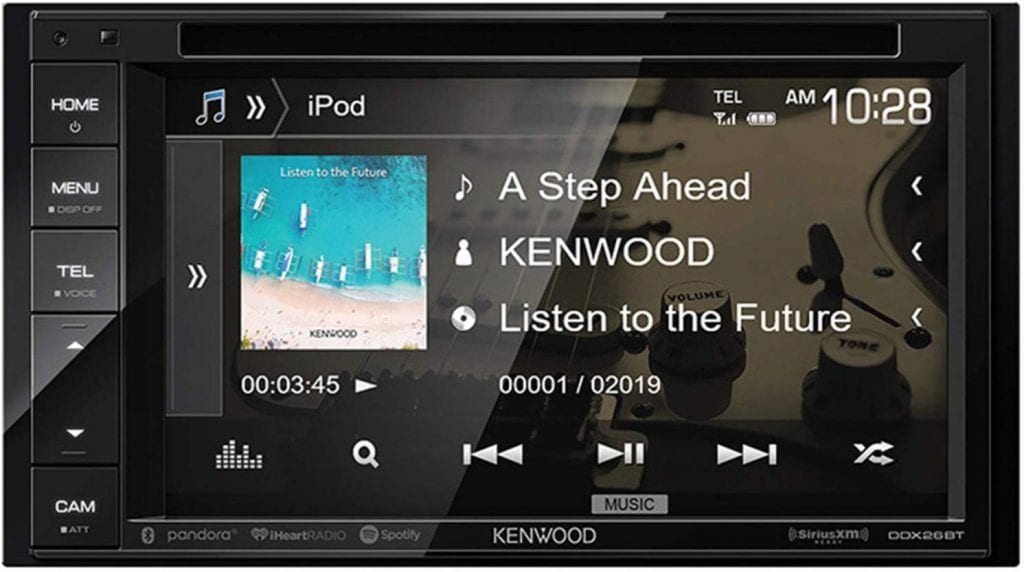 Kenwood DDX26BT Double Din