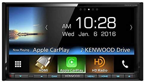 Kenwood DDX9703S Double Din