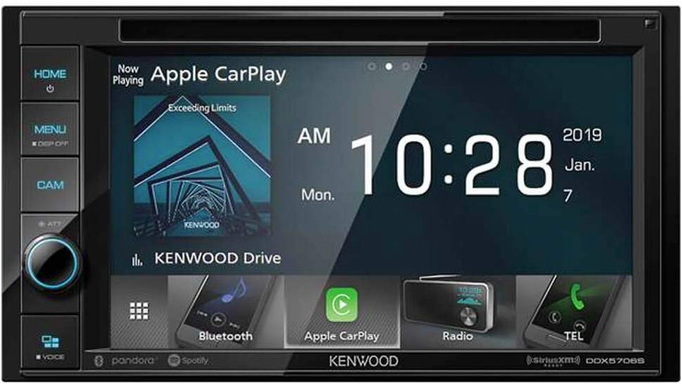 kenwood ddx5706s review