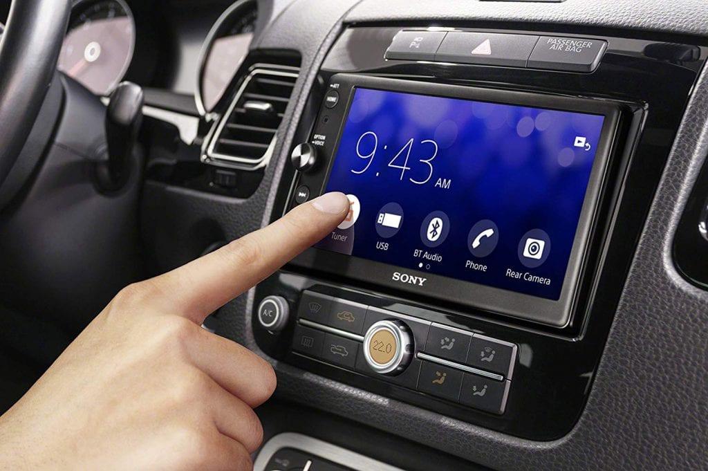 Sony XAV-AX100 Car Radio