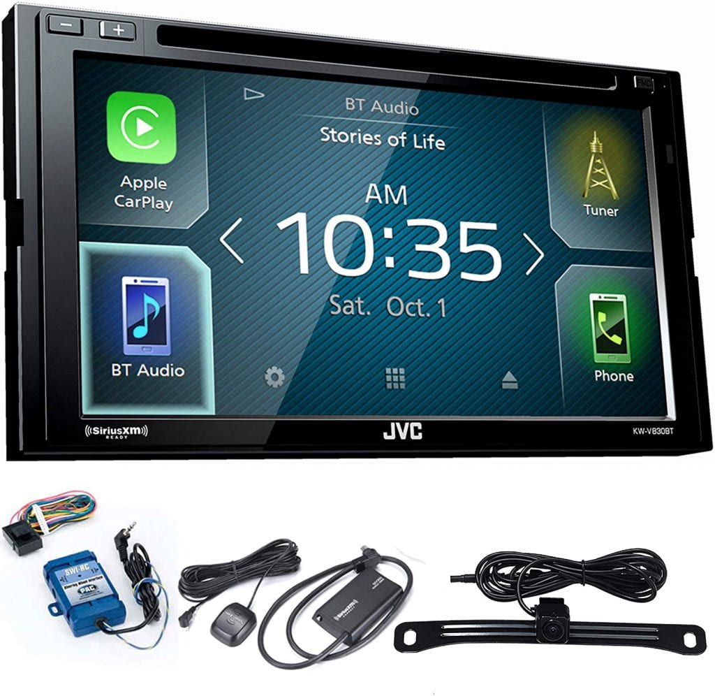 JVC KW-V830BT Compatible with Android