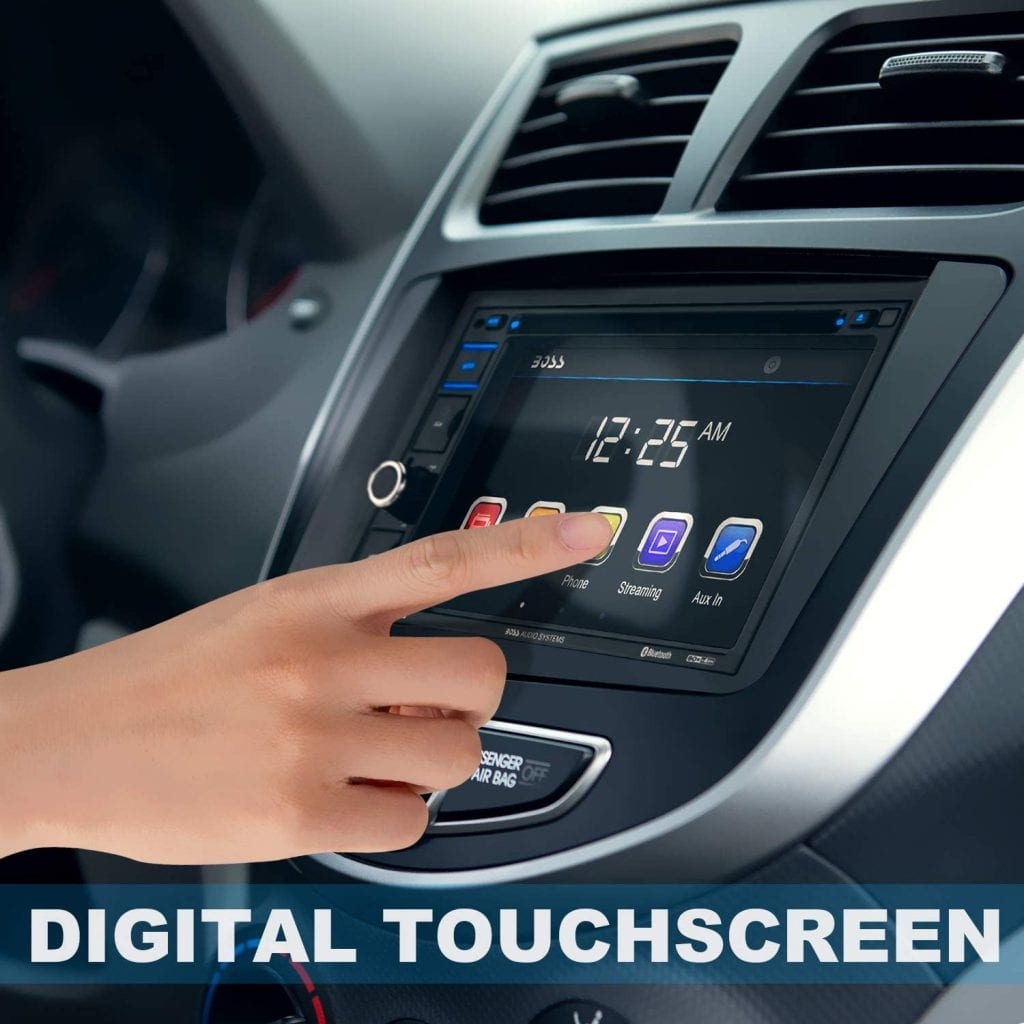 Car Stereo DVD Player - Double Din