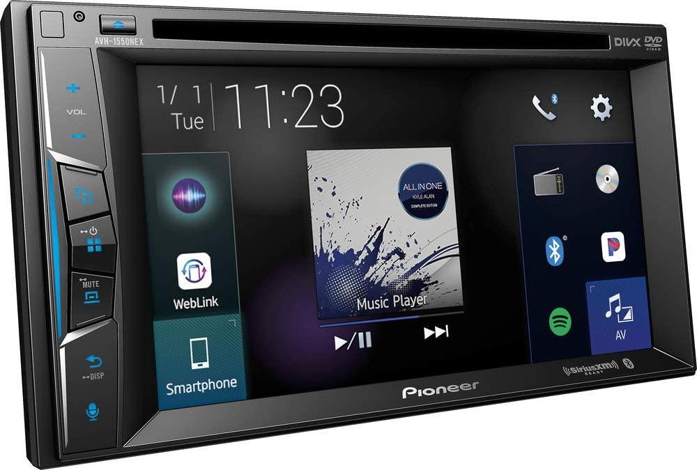 Pioneer AVH-1550NEX 6.2 Inch