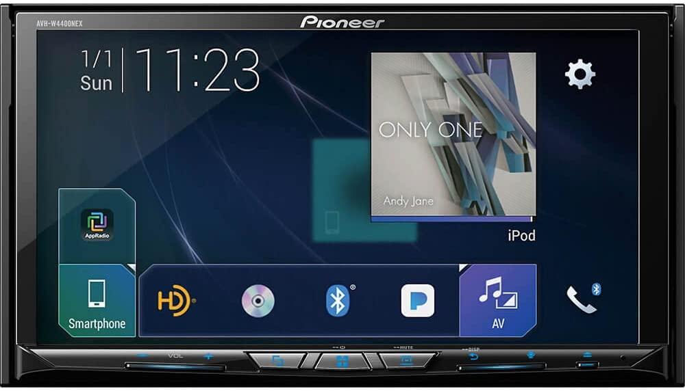 Pioneer AVH W4400NEX